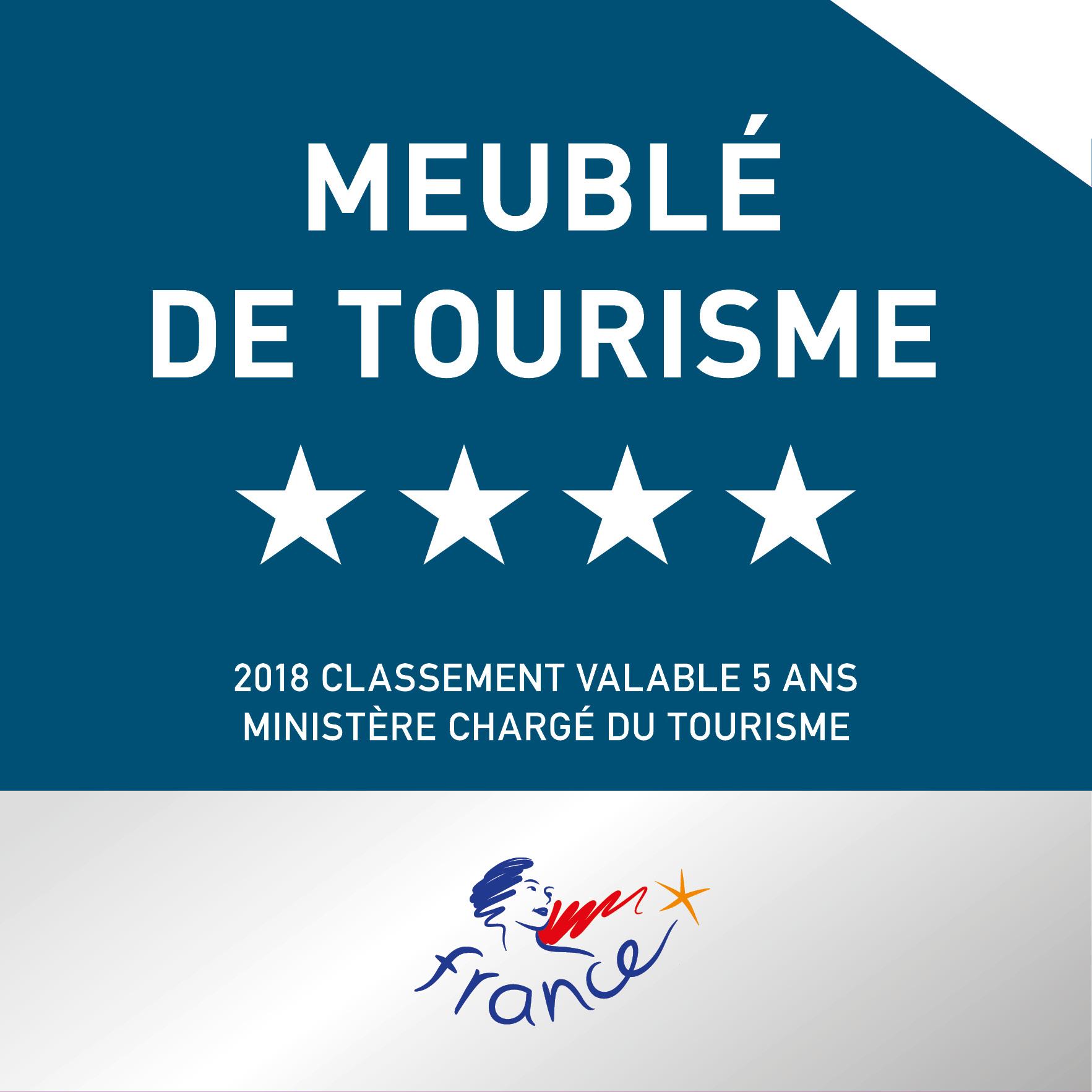 Panonceau Classement Meuble De Tourisme 4 Panonceau Classement